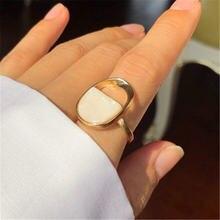 Женское элегантное кольцо с геометрическим узором обручальные