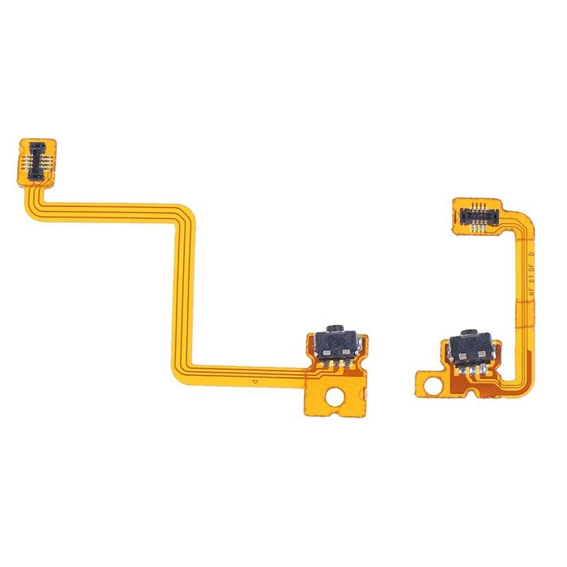 Для ремонта NS 3DS левый и правый переключатель L/R кнопка плеча с гибким кабелем