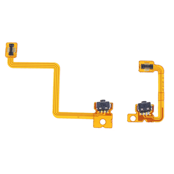 For NS 3DS repair left right switch L/R shoulder button with flex cable - discount item  23% OFF Games & Accessories