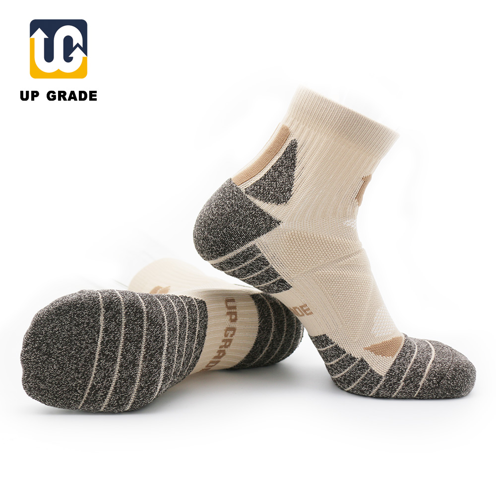 UG Sports Socks Mens And Womens Running Cycling Cotton Slippers Breathable Support Sports Knitted Socks Top Quality Outdoor