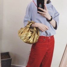 Luxury Silk Women Handbags fashion Solid Color Evening Party Bag For Women Tote Casual High Quality Wrist Bag Chic Ladies Clutch chic solid color anklet for women