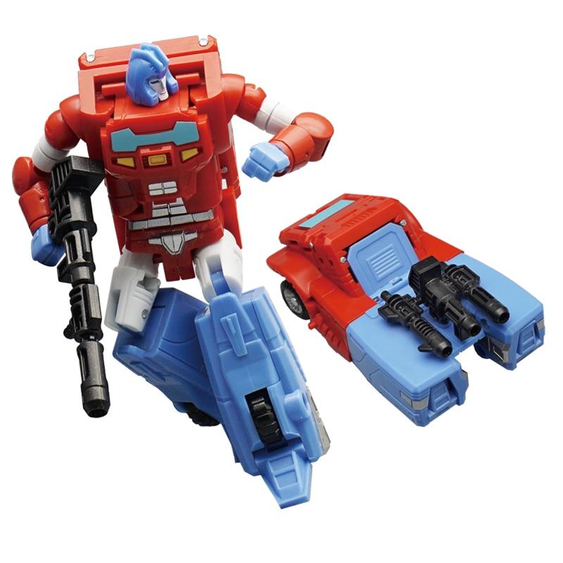 MFT трансформация Pioneer серии MF-51 MF51 Rebel Orion Pax Optronix робот фигурка