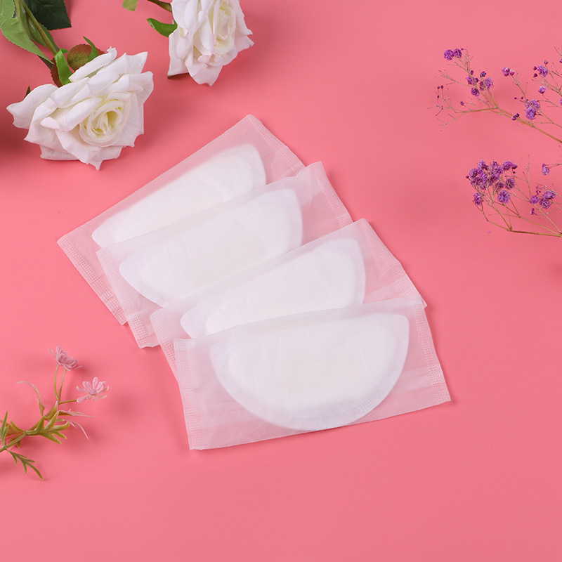 Disposable Anti-spill Breast Pads Spill-proof Nipple Cover Maternal Isolation Nursing Pad Nursing Stickers Do Not Wash 36 Tablet