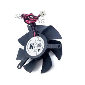 Оригинальный Для ARX FS1250-A1142A FS1250A1342A DC 12V 0.15A 2-жильный Круглый Вентилятор для сервера