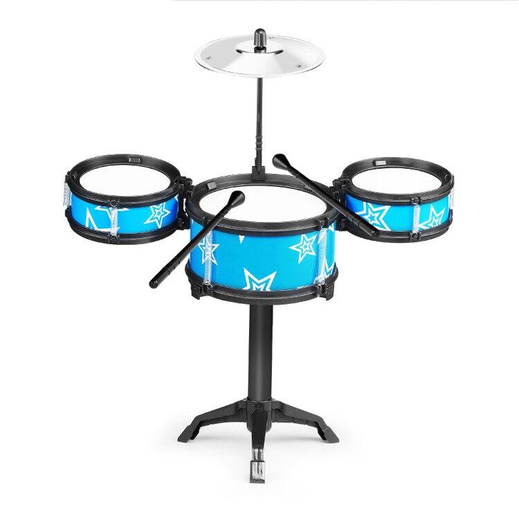 Kit de batterie pour Instrument de Percussion éducatif pour enfants
