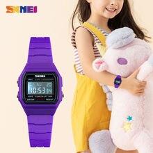Разноцветные спортивные часы skmei для мальчиков и девочек с
