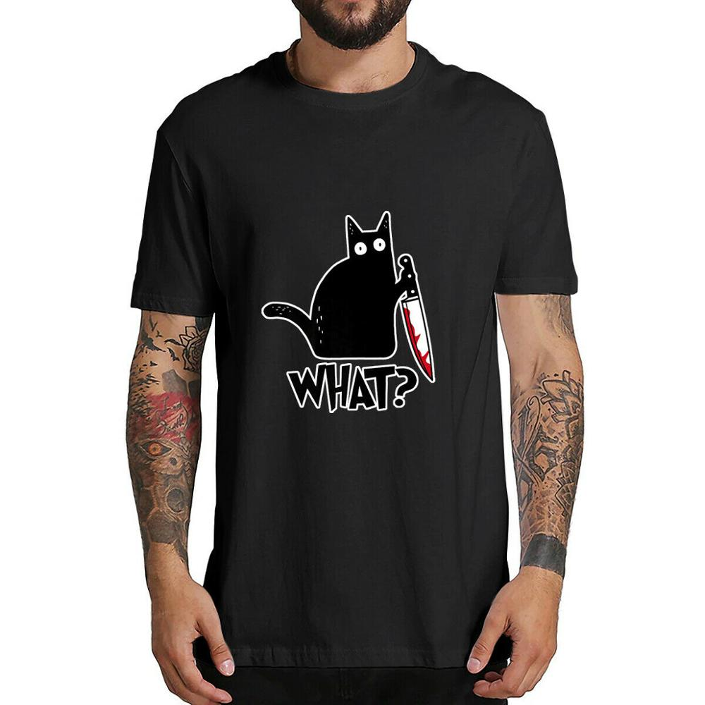 T Shirt Murderous Cat  1