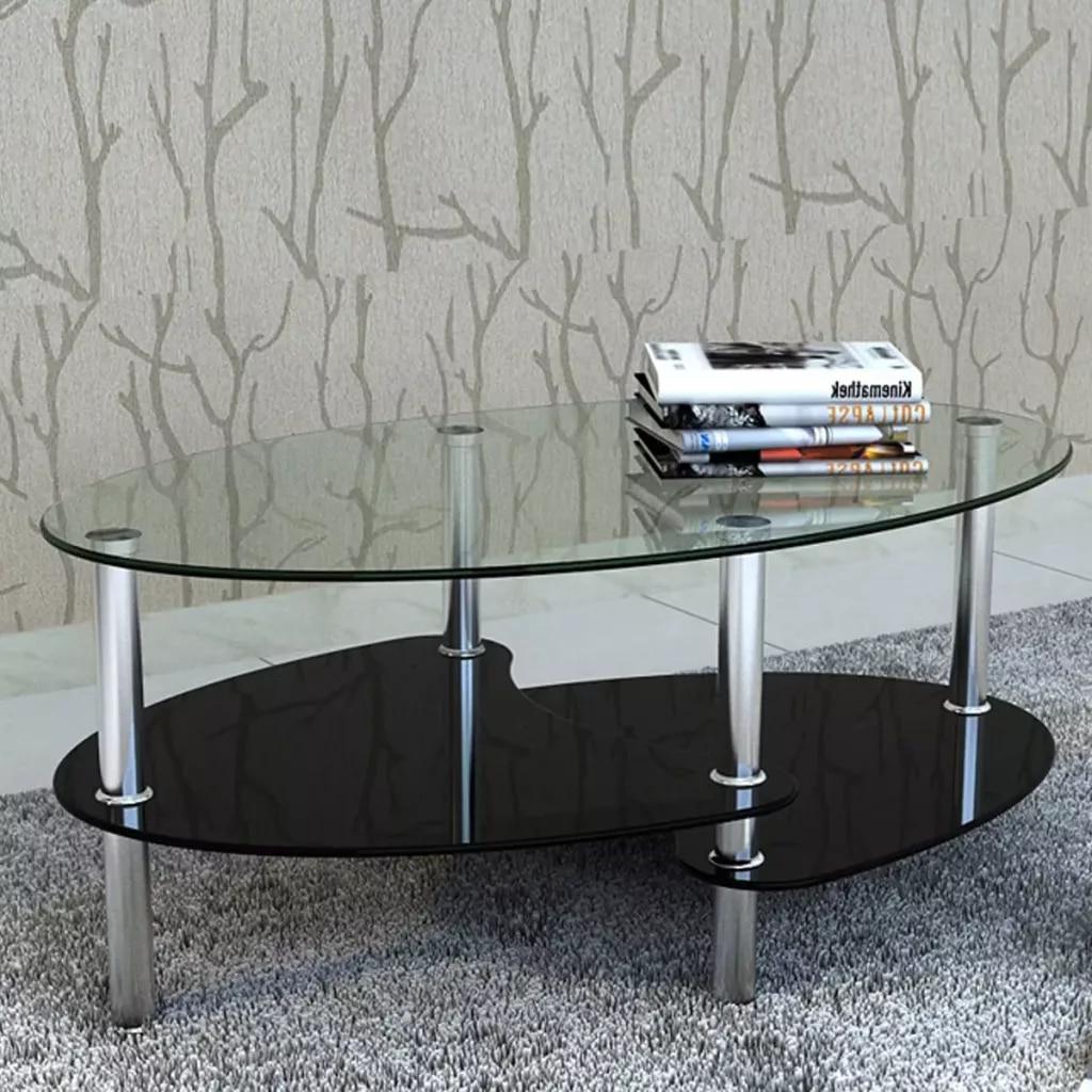 Mobilya'ten Kafe Masaları'de Yeni varış kahve masası özel tasarım siyah Modern oturma odası kahve mobilya çay masası komidin title=