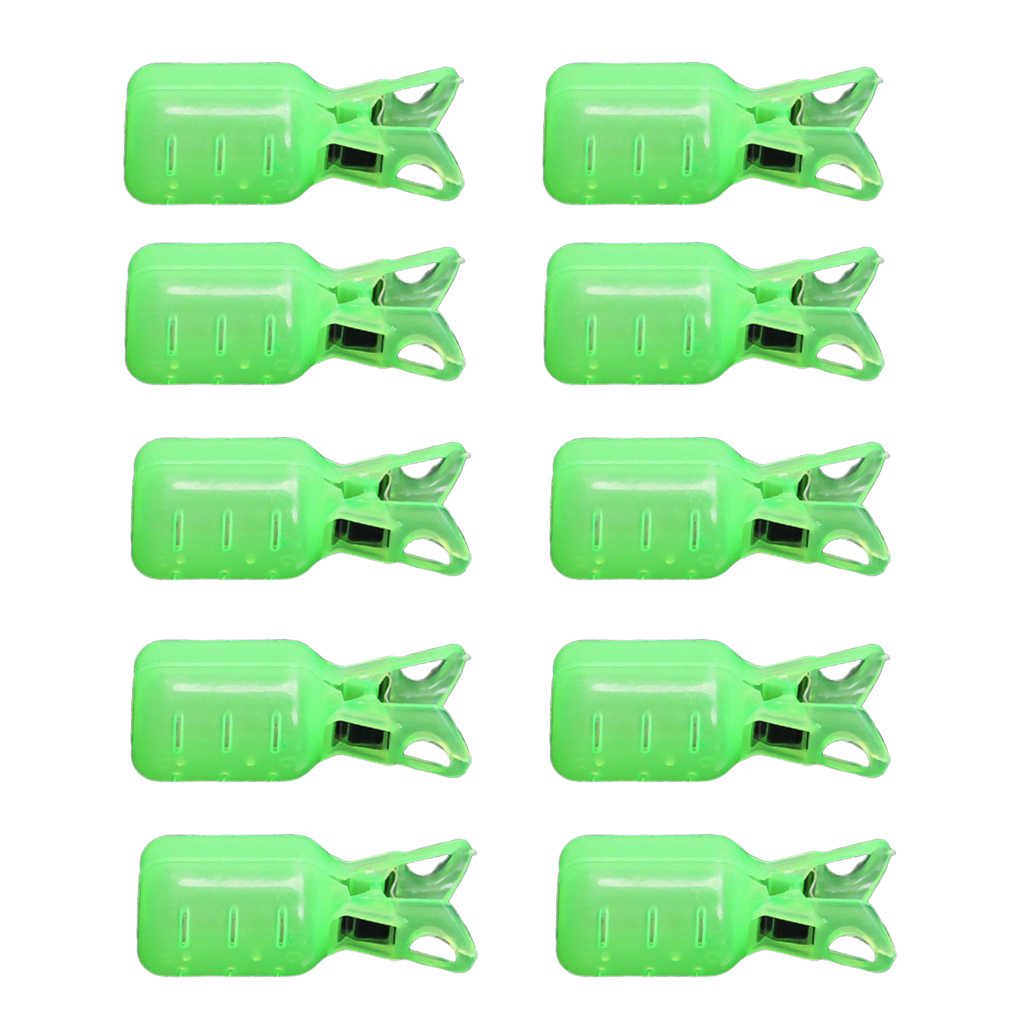10PCS//SET Squid Jig Hook Cover Sea Fishing Squid Needle Protective Cover