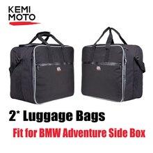 حقائب أمتعة للمغامرة للدراجات النارية للفئة BMW R1200GS R1250GS لعام 1200 LC Adventure 2013 2017 R1250GS حقائب داخلية للمغامرة