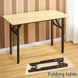 Tavolo pieghevole formazione tavolo tavolo da bar, scrivania tavoli calligrafia rapido set di cena IBM lungo tavolo