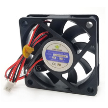 For LC6015MS14 14V 0.15A 6015 6CM 2-wire Cooling Fan