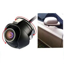 Car Reversing Camera Kit Waterproof 360 Degree Rotation Night Visio Rearview Backup