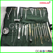 Medical Implant 26 sets of dental instruments and instruments for oral surgery kits equipment set planting tools 2018 good quality 1 set dentist tools planting maxillary sinus lifting tool remove calculus medical examination equipment