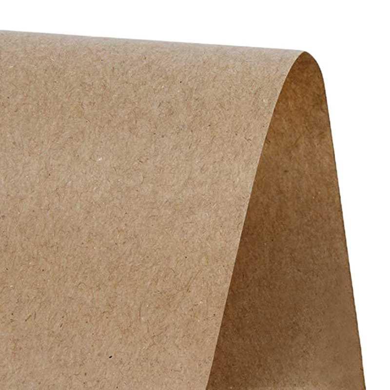30 metros de rollo de papel Kraft marrón para boda cumpleaños fiesta regalo paquete embalaje arte artesanía 30Cm