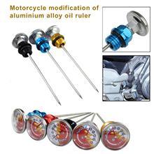 Dipstick Temperature-Gauge Motorcycle Celsius Oil-Tank 125cc 110cc CNC for 0-100-Degrees