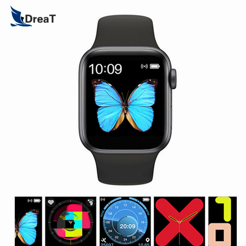 2020 Top <font><b>Smartwatch</b></font> Series 5 IWO13 T500 Bluetooth Call <font><b>44mm</b></font> Smart Watch Heart Rate Monitor Blood Pressure VS PK <font><b>IWO</b></font> 12 <font><b>IWO</b></font> <font><b>8</b></font> image