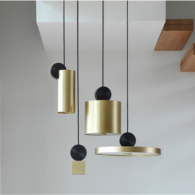 Nordic Modern Design Decorative Metal Pendant Lamp Light For Clothing Store Scandinavian hanging lamp|Pendant Lights| |  - title=