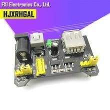 1PCS MB102 Breadboard Power Supply Module 3.3V 5V For Arduino Solderless Breadboard Voltage Regulator