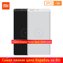 ZMI 10000 mAh Wireless Power Bank For MFi For Apple For Ligh
