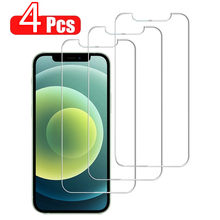 Vidro temperado para iphone 12 11 pro max x xs xr 7 8 6s mais protetor de tela 5S se 2020 vidro no iphone 12 mini 11 pro max vidro