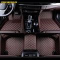 Zhoushenglee автомобильные коврики на заказ  коврики для ног Maserati GranTurismo Ghibli Levante quattroporte