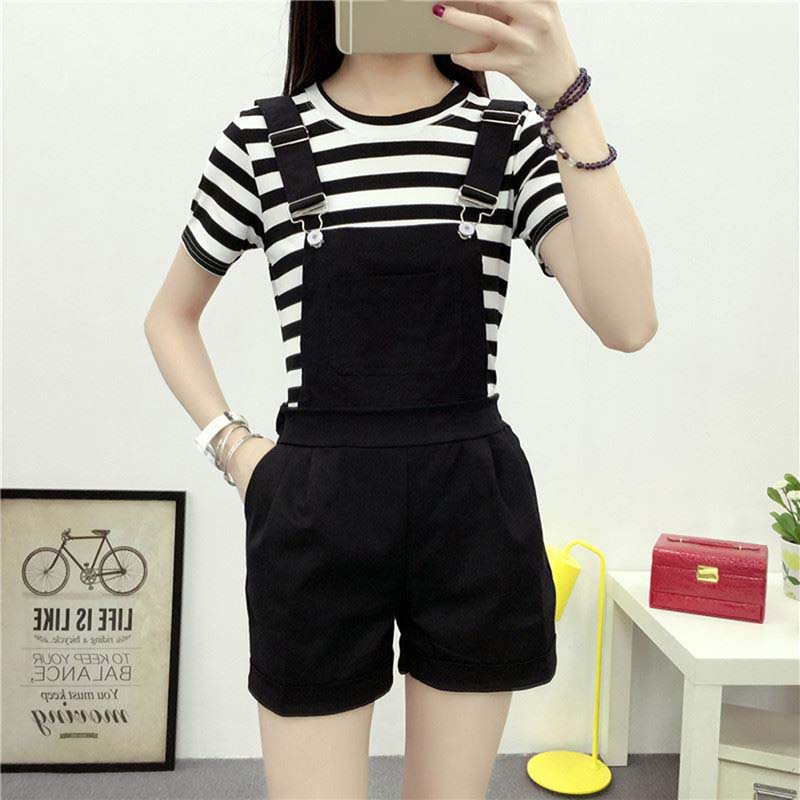 Women Summer Elegant short Wide Leg Black Mesh Bodycon Body Suit Jumpsuit Bodysuit Overalls Romper Streetwear Mujer Femme 2