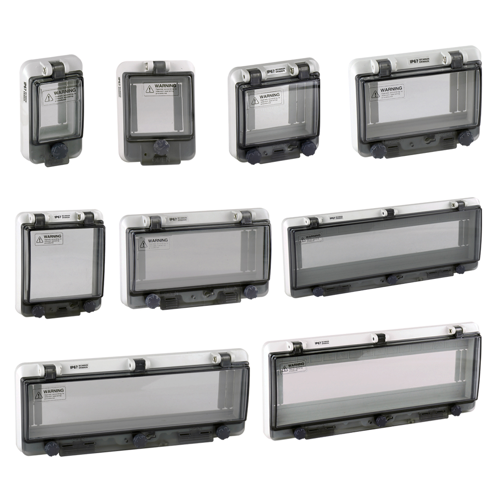 2020 New Products IP67 PC Waterproof Window Cover,Circuit Breaker Switch Protection Window Cover,Waterproof Box Window Cover