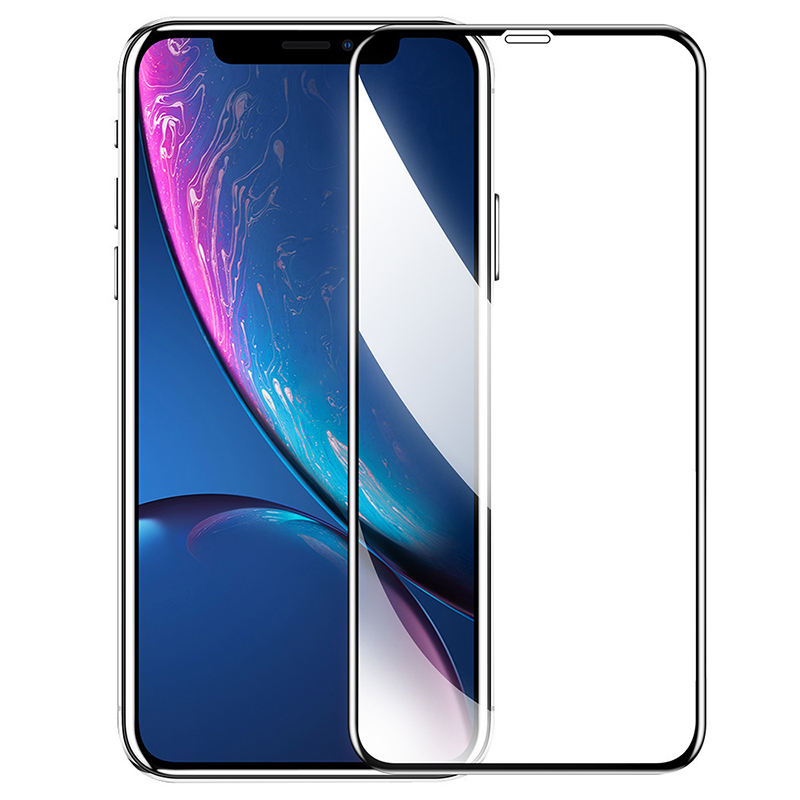 9H 2.5D Full Cover Tempered Glass For IPhone 11 Pro Max XR X XS Max Screen Protector For IPhone 11 Pro Max 6 6S 7 8 Plus 5 Glass
