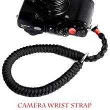 Hand Woven Camera Wrist Strap Suitable For Fuji Sony Leica Olympus Micro Single Polaroid Rangefinder Digital Camera Wrist Strap