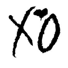 Xo The Weeknd Drake Lil Wayne Hip Hop Rnb Usa adesivi per auto divertenti decalcomania per paraurti finestra accessori per auto Laptop KK13 * 13cm