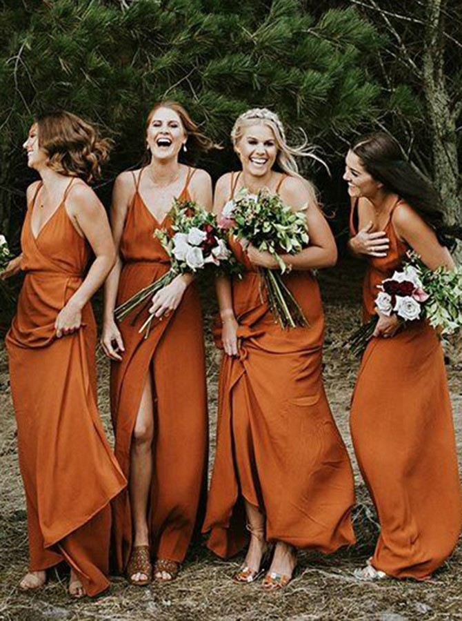 2019 Sexy Women Bridesmaid Dresses Dress For Wedding Party Guest Long