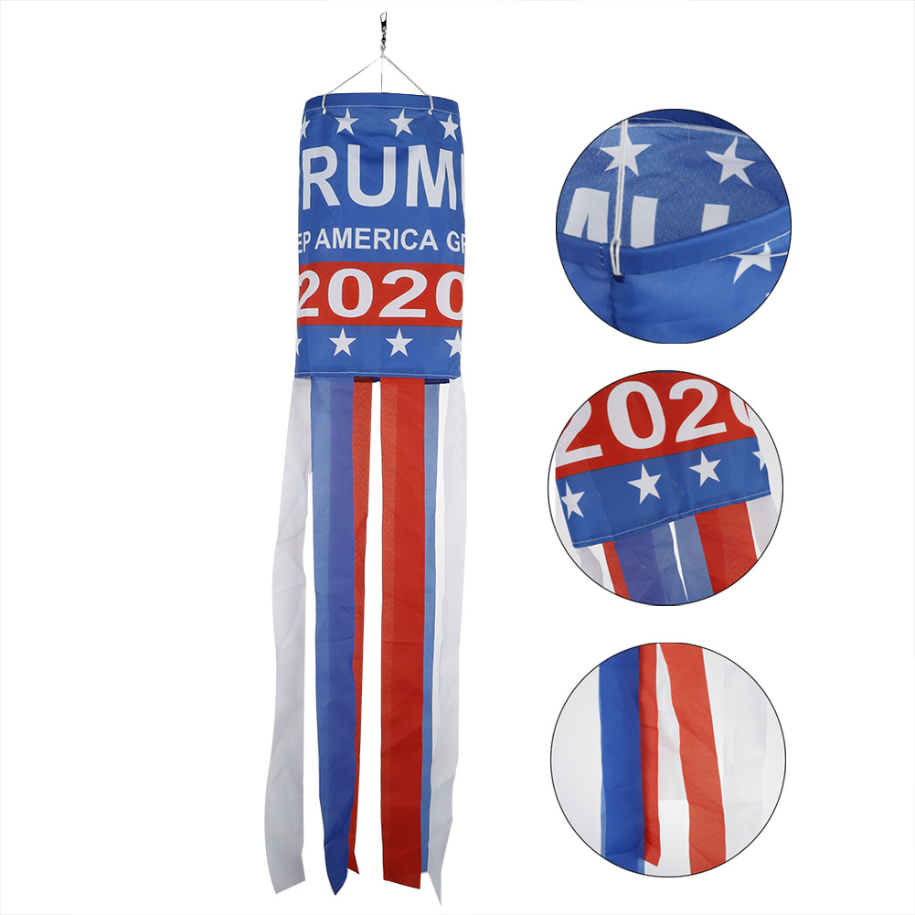 High Quality American President Election Banner 2020 Outdoor Hanging Decor Flag Parade Flags Home Decoration