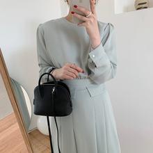 Rugod ins корейский стиль туника плиссированное платье для дам