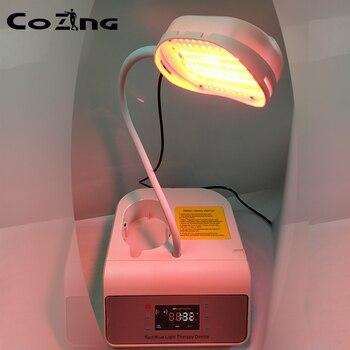 2 Colors Facial LED Photon PDT Light Therapy Rejuvenation Beauty Skin