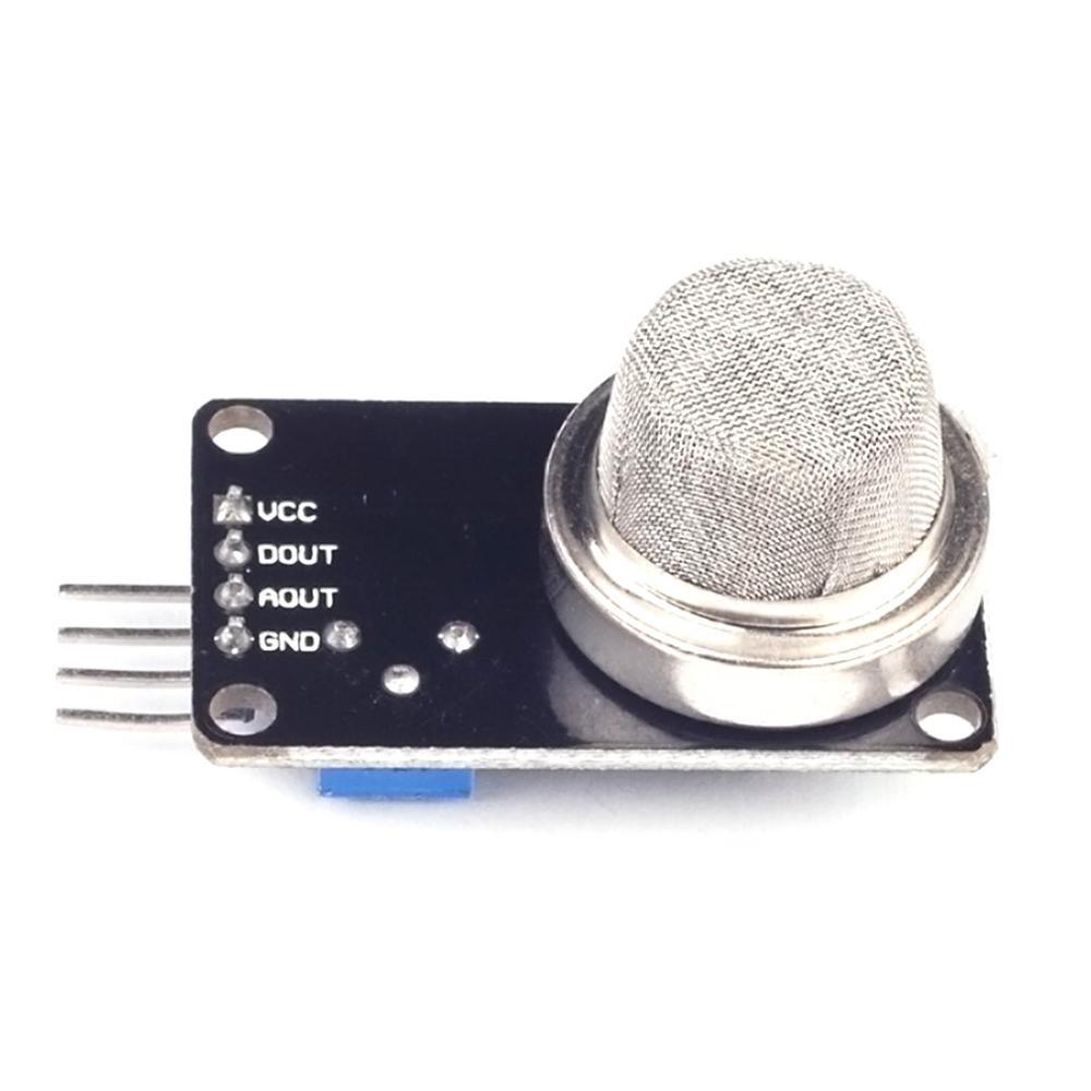 Mq-4 Natural Gas Sensor Methane Sensor For Natural Gas Sensor In Homes And Factories Leakage Monitoring Device