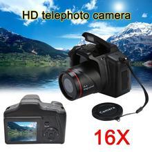 New Portable Digital Camera Camcorder Full HD 1080P Zoom 16X