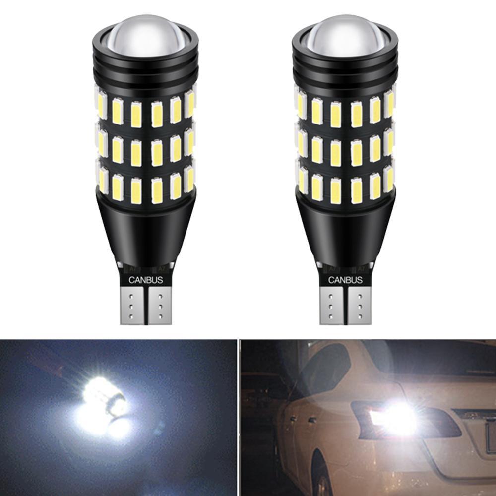 Lampe d'éclairage de secours et de recul pour Kia Rio K2 3 avec accoudoirs T15 W16W T16 CANBUS, Sportage, Sorento, Cerato, Soul, Picanto Optima KX5