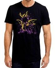 Spyro Die Drachen 80 Retro Gaming T Hemd Männer Spiel T Shirt Sommer Mann T-shirt Tops Tees Neue