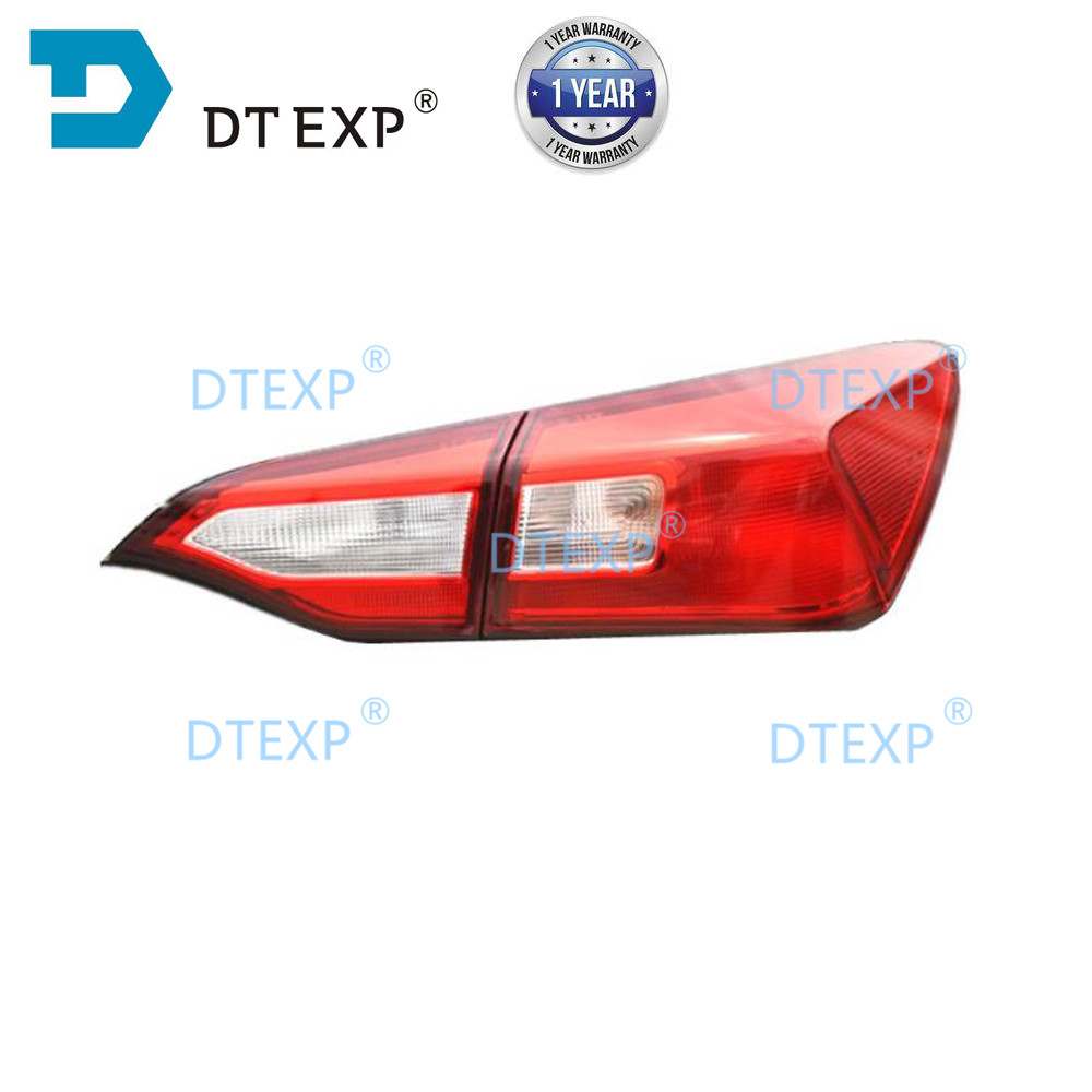 No Bulb Rear Lights Parking Lamp FOR Mg 360 Rear Lamp TAIL Lights For Shanghai MG 350  Warning Lights  Rear Turn Signal