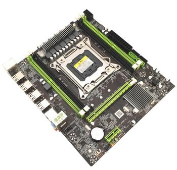 Supports 8 X79SM Desktop Motherboard  Core 2011 Pin DDR3 Memory HM65 Chip
