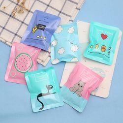1Pc Zomer Herbruikbare Mini PE Ice Pack Bag Reizen Draagbare Cartoon Cooler Comprimeren nieuwe