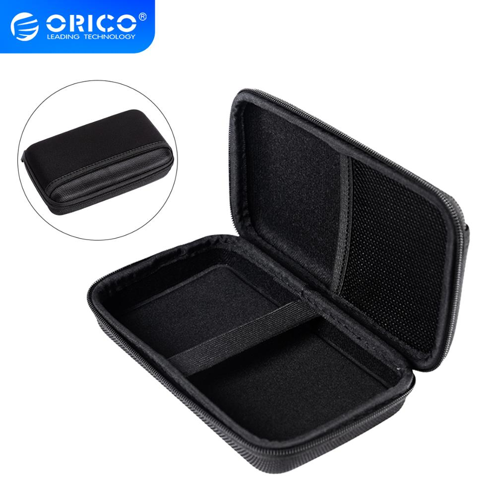 ORICO PHE 2.5'' HDD/SSD Portect Bag External Hard Drive Carrying Case Electronics Accessories Travel Organizer Storage Pouch