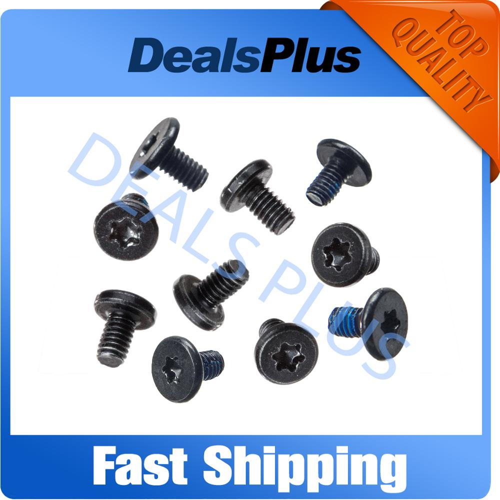 10pcs/Set New Hinge Screws For MacBook Air Retina A1369 A1370 A1465 A1466 A1425 A1502 A1398