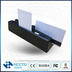 Prezzo di Fabbrica Ic + Nfc + Msr Lettore di Schede Mifare Pista 1 2 3 Mini Msr Lettore di Schede di Rfid Magnetica per La Macchina Pos HCC110