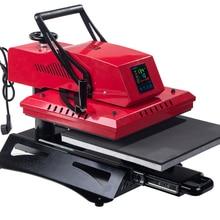 40*60 см сверхмощная цифровая футболка высокого давления печатная машина промышленный тепловой пресс HP3805