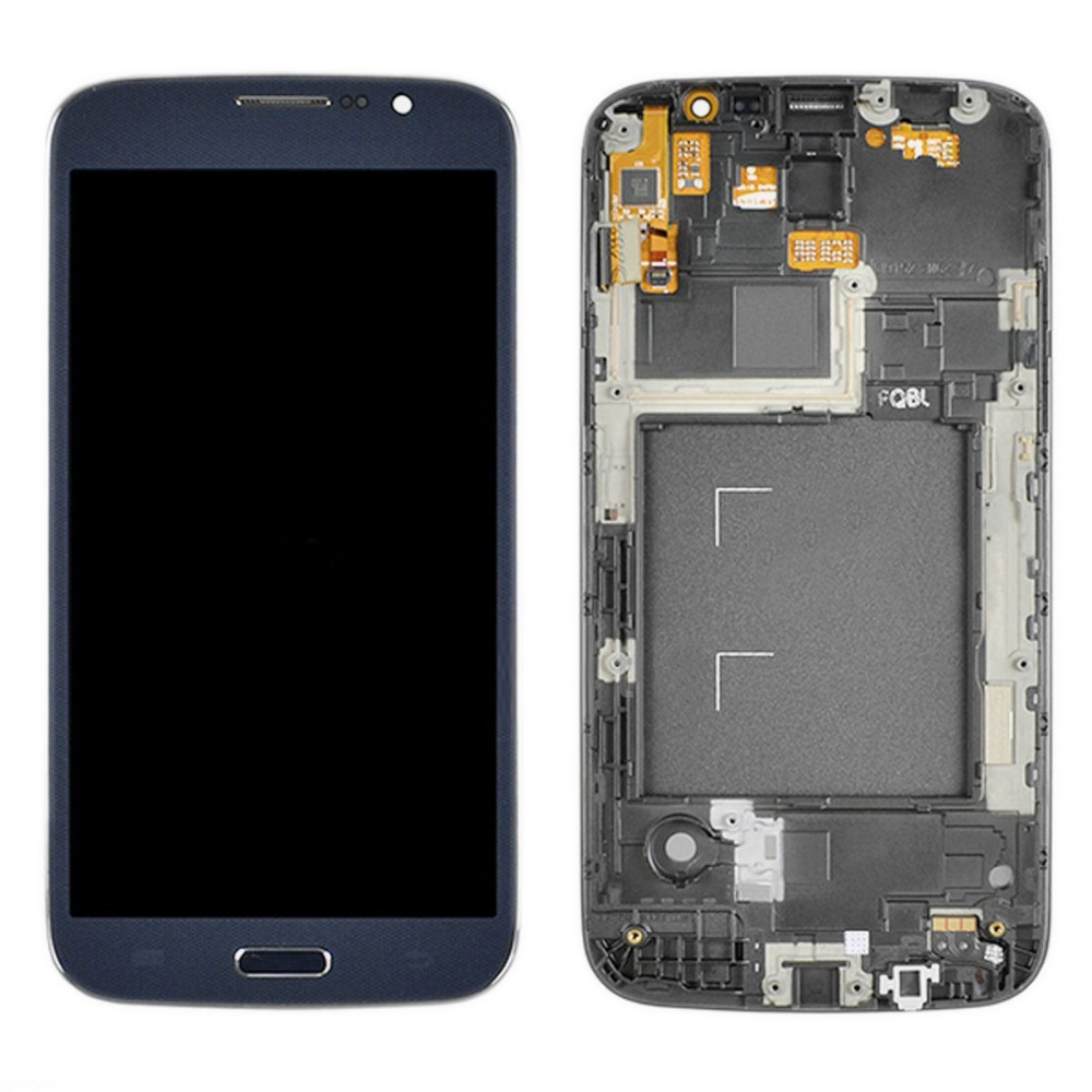 For Samsung Galaxy Mega 5.8 I9152 I9150 I9158 LCD Screen And Digitizer Assembly With Front Housing Replacement!