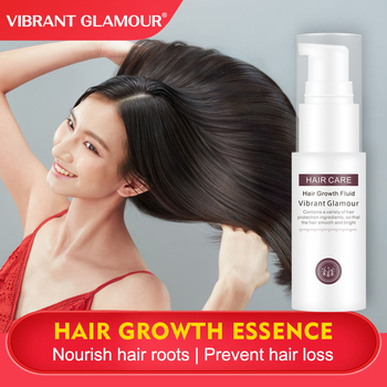 Vibrant Glamour Hair Growth Essence Spray Preventing Baldness Consolidating Anti Hair Loss Nourish Roots Easy To Carry Hair Care 1