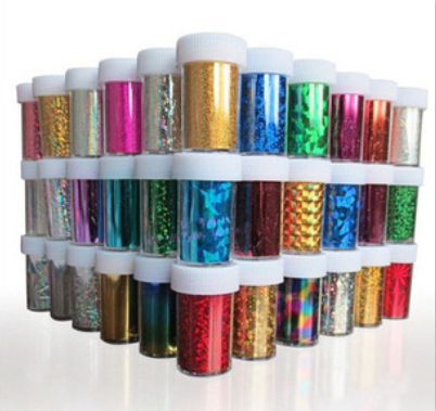 Manufacturers A Large Amount Supply Nail Sticker Star Adhesive Paper Star Paper Nail Ornament Wholesale