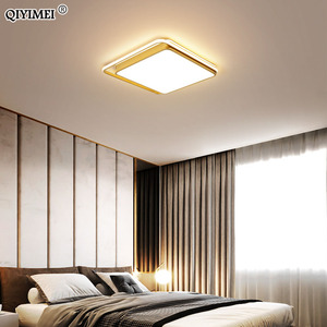Image 4 - Dimmable Chandeliers Lights Living Bedroom Dining  Kitchen Study Room  black  gold color Surface Mounted lamp fixtures